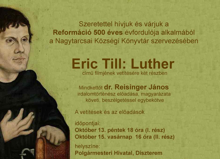 Luther-plakát